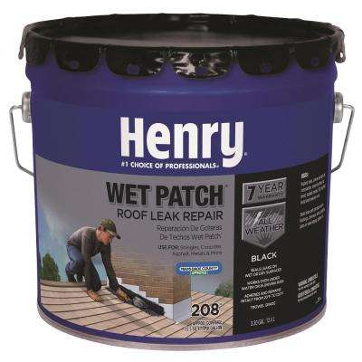 3.30 Gal. 208 Wet Patch Roof Cement