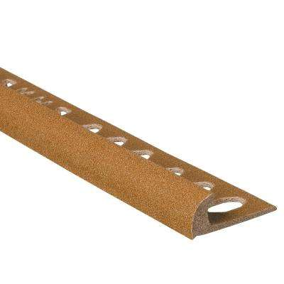 Novocanto Maxi Wood 1/2 in. x 98-1/2 in. Composite Tile Edging Trim