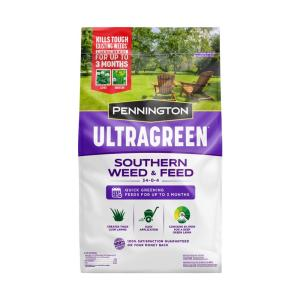 12.5 lbs. 34-0-4 5M Southern Weed and Feed Fertilizer
