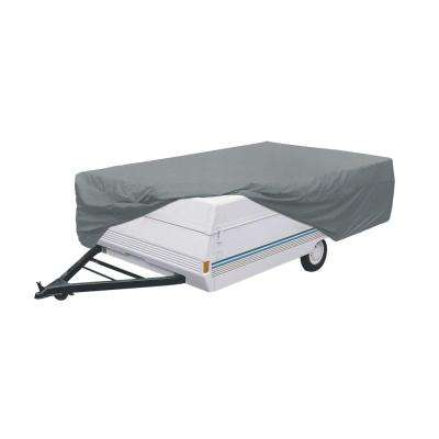 PolyPro 1 14 ft. to 16 ft. Folding Camping Trailer Cover