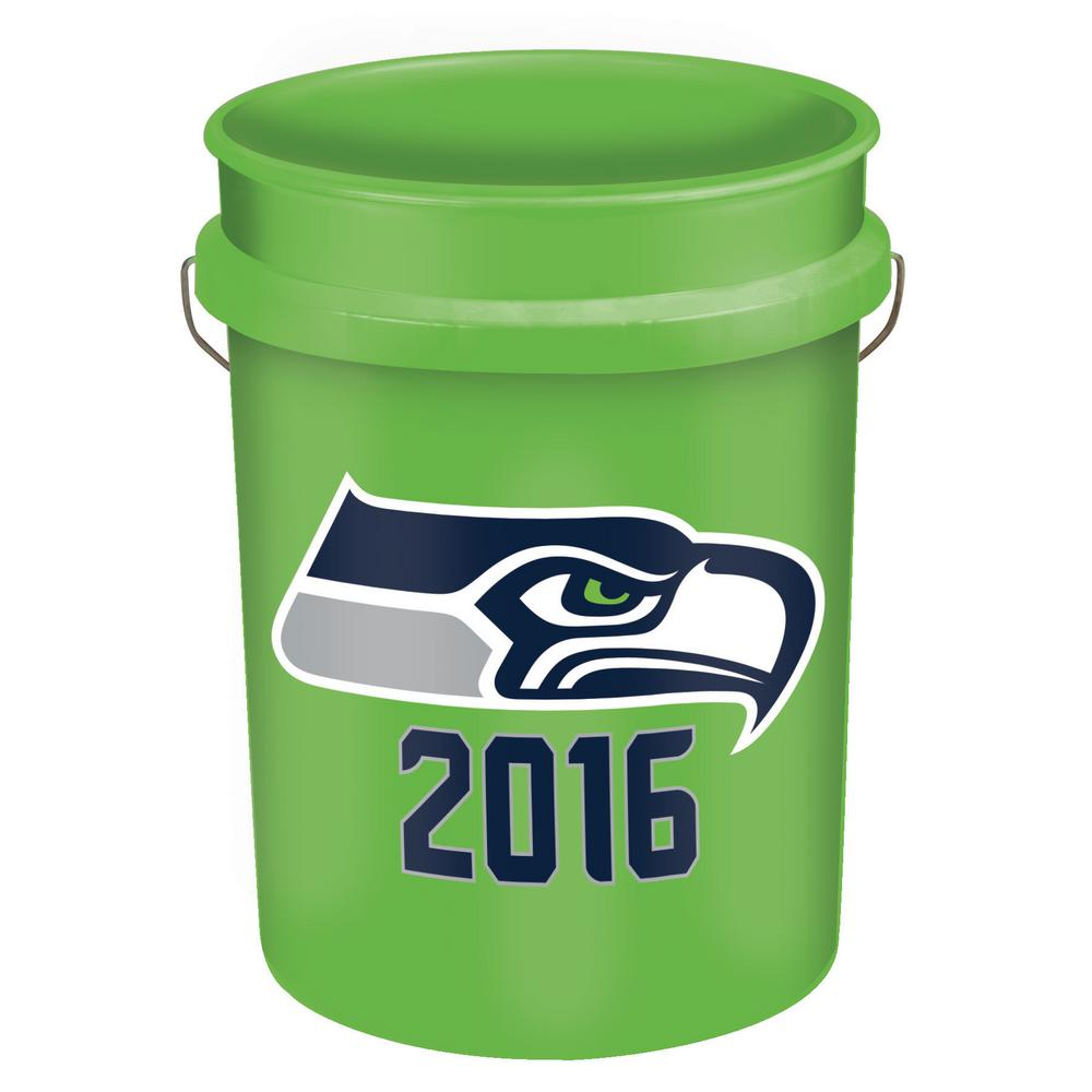 5 gal. Seahawks 2016 Bucket
