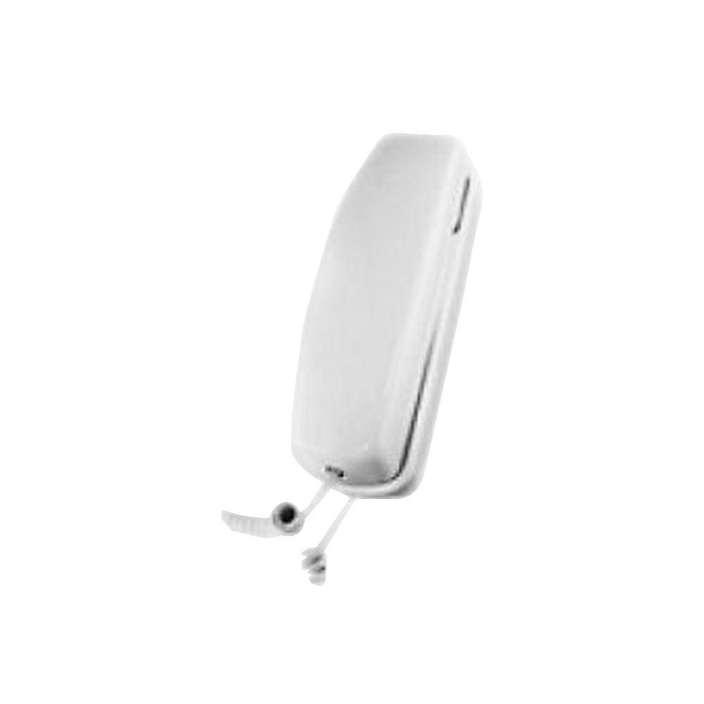 Golden Eagle Standard Trimline Phone - White