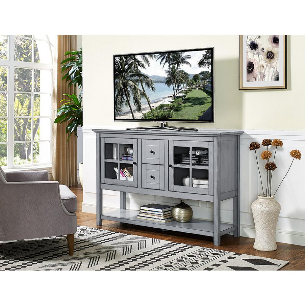 Antiqued Gray Walker Edison Furniture Company Sideboards Buffets Hd C Ctagy F