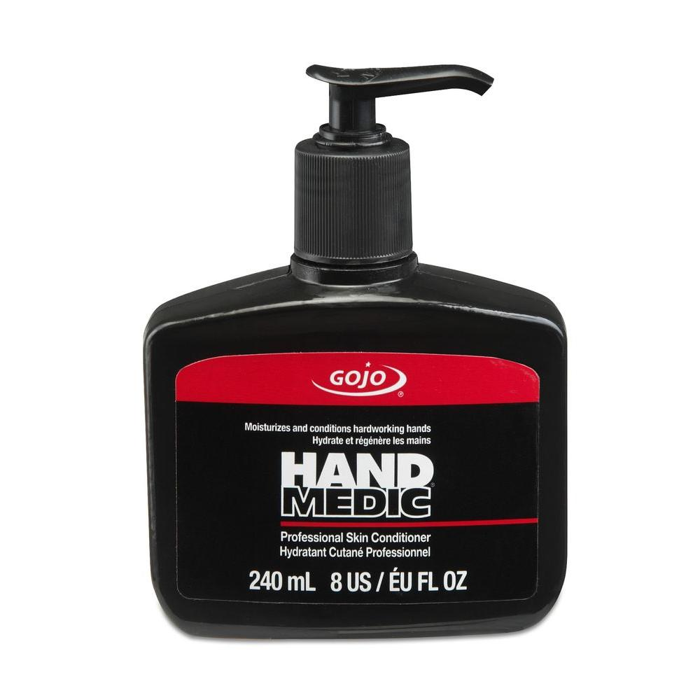 8 oz. Pump, Hand Medic Professional Skin Conditioner (Case of 6)