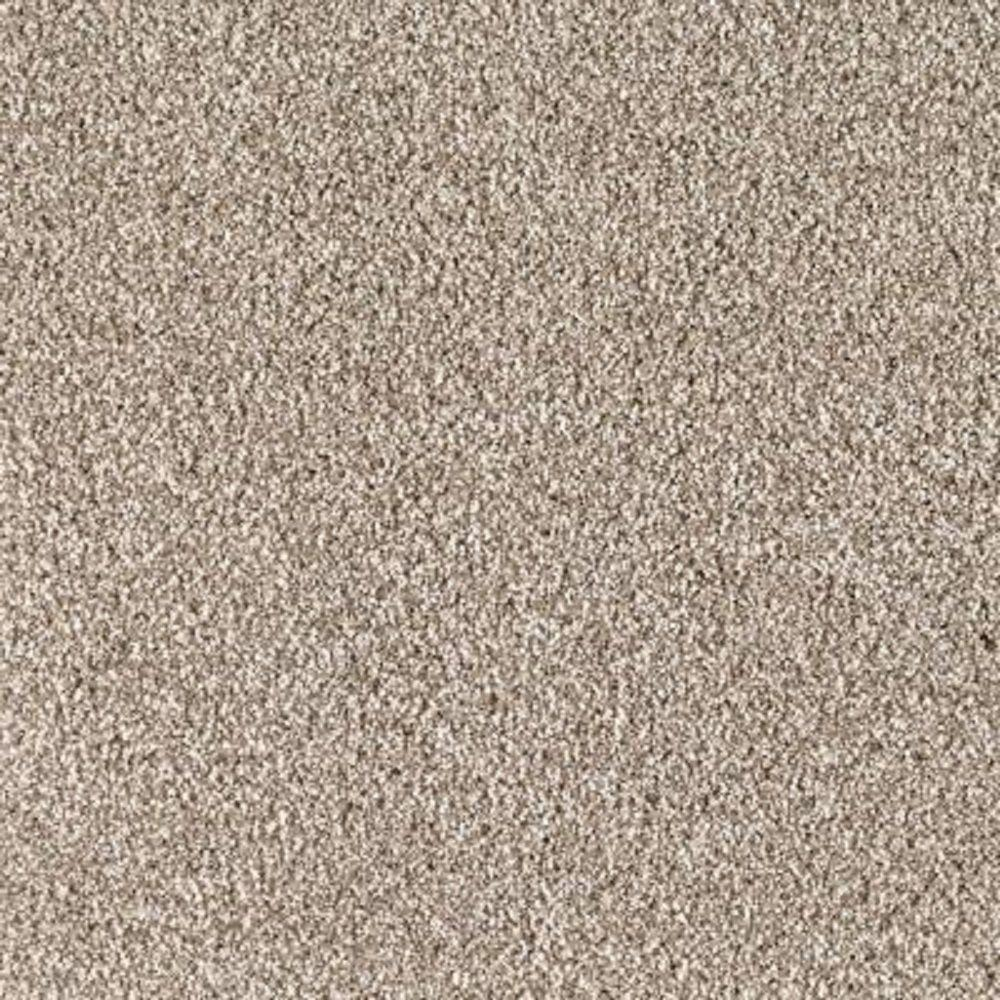 Carpet Sample - Lavish II - Color Arctic Chill Texture 8