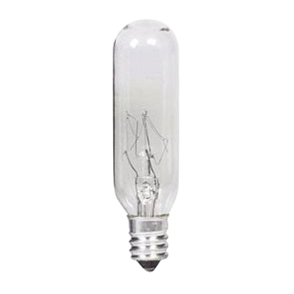15-Watt Incandescent T6 140-Volt Exit Sign Light Bulb (24-Pack)