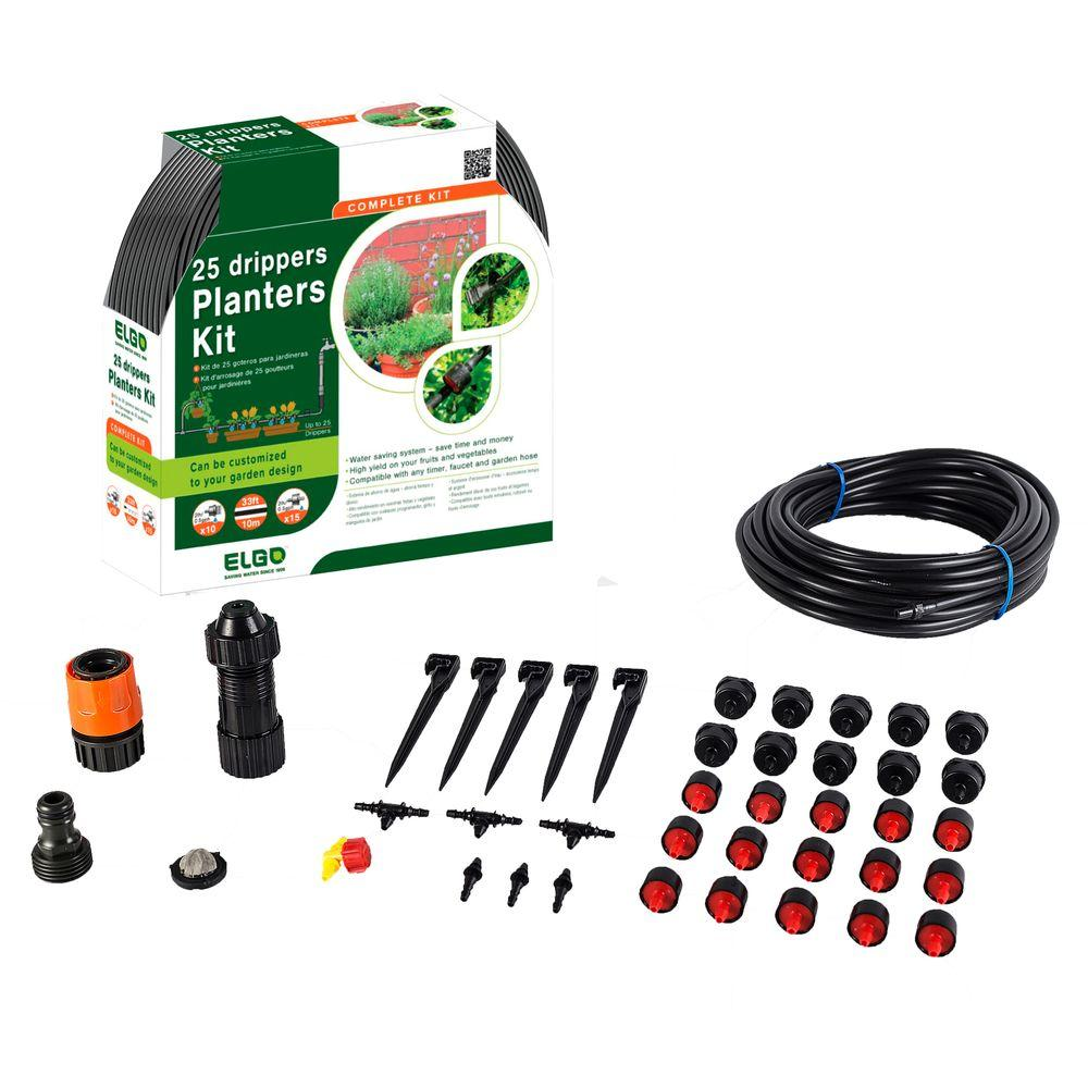 Rain Bird Diaphragm Replacement Kit For Non Jar Top Valves Drkcp Cpf Sprinkler Solenoid Wiring 33 Ft Customizable Dripper Planter Pots