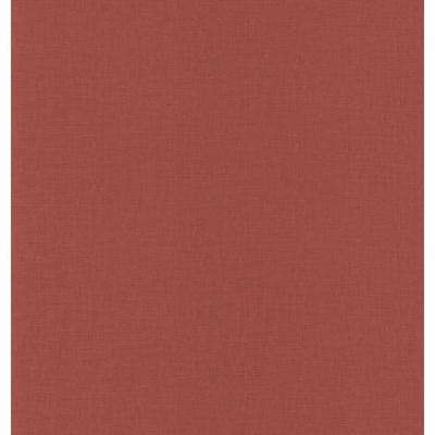 Red Linen Texture Wallpaper Sample