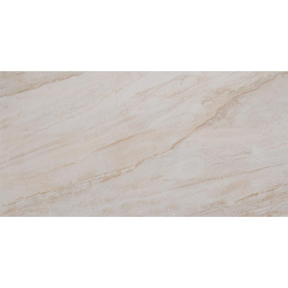 Msi vigo beige 12 in x 24 in glazed ceramic floor and wall tile glazed ceramic floor and wall tile dailygadgetfo Image collections