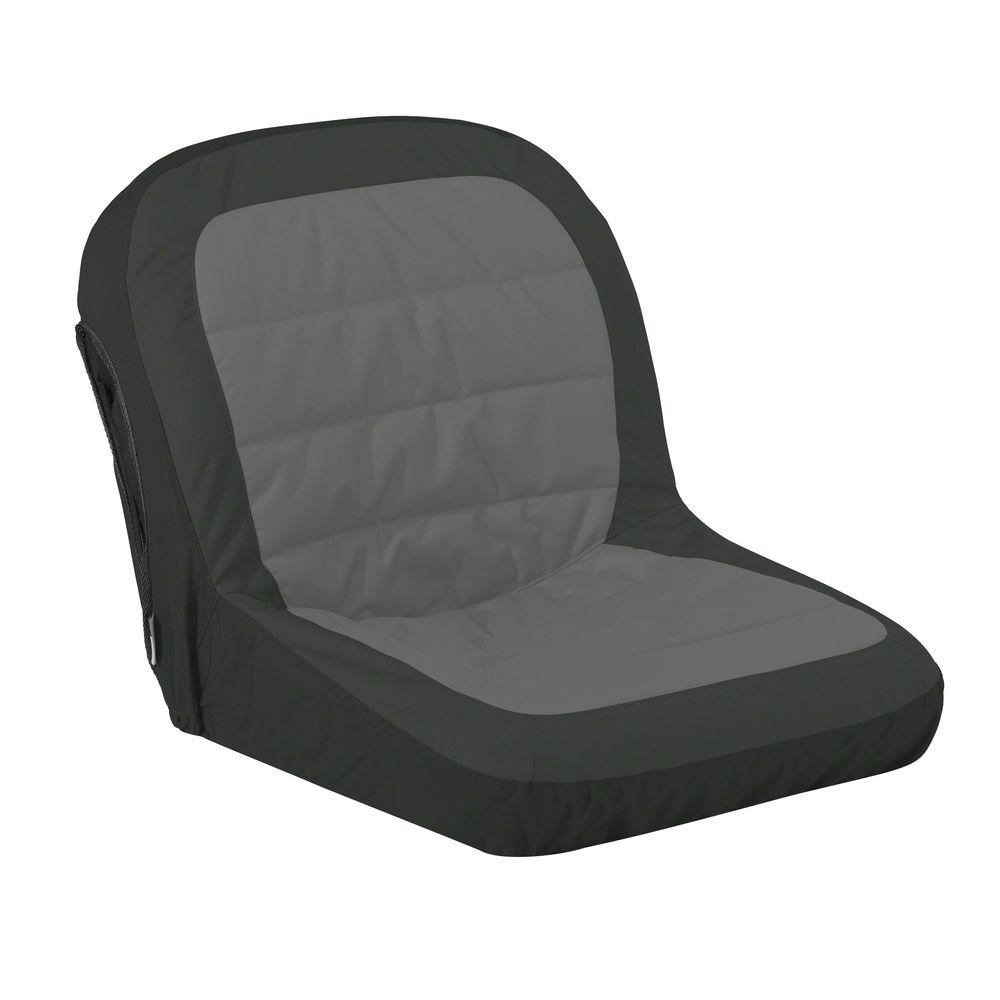 Tractor Seat Storage : Classic accessories contoured large lawn tractor seat