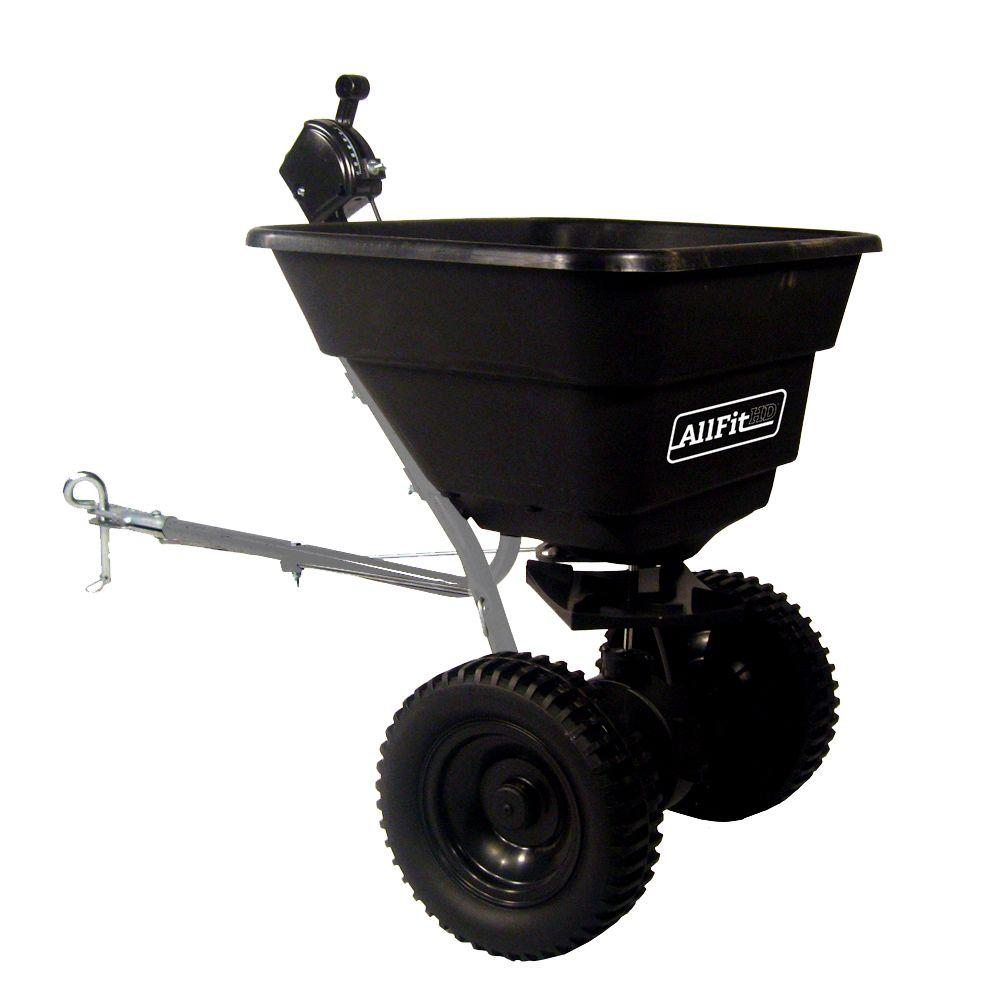 80 lb. Broadcast Spreader
