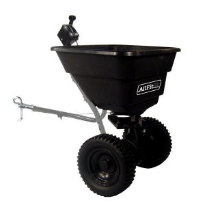 Click here to buy AllFitHD 80 lb. Broadcast Spreader by AllFitHD.