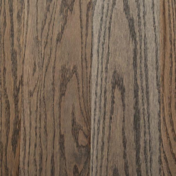 Coastal Gray Oak 3/4 in. Thick x 5 in. Wide x Random Length Solid Hardwood Flooring (376 sq. ft. / pallet)