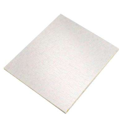 7/16 in. Thick 8 lb. Density Memory Foam with Moisture Barrier