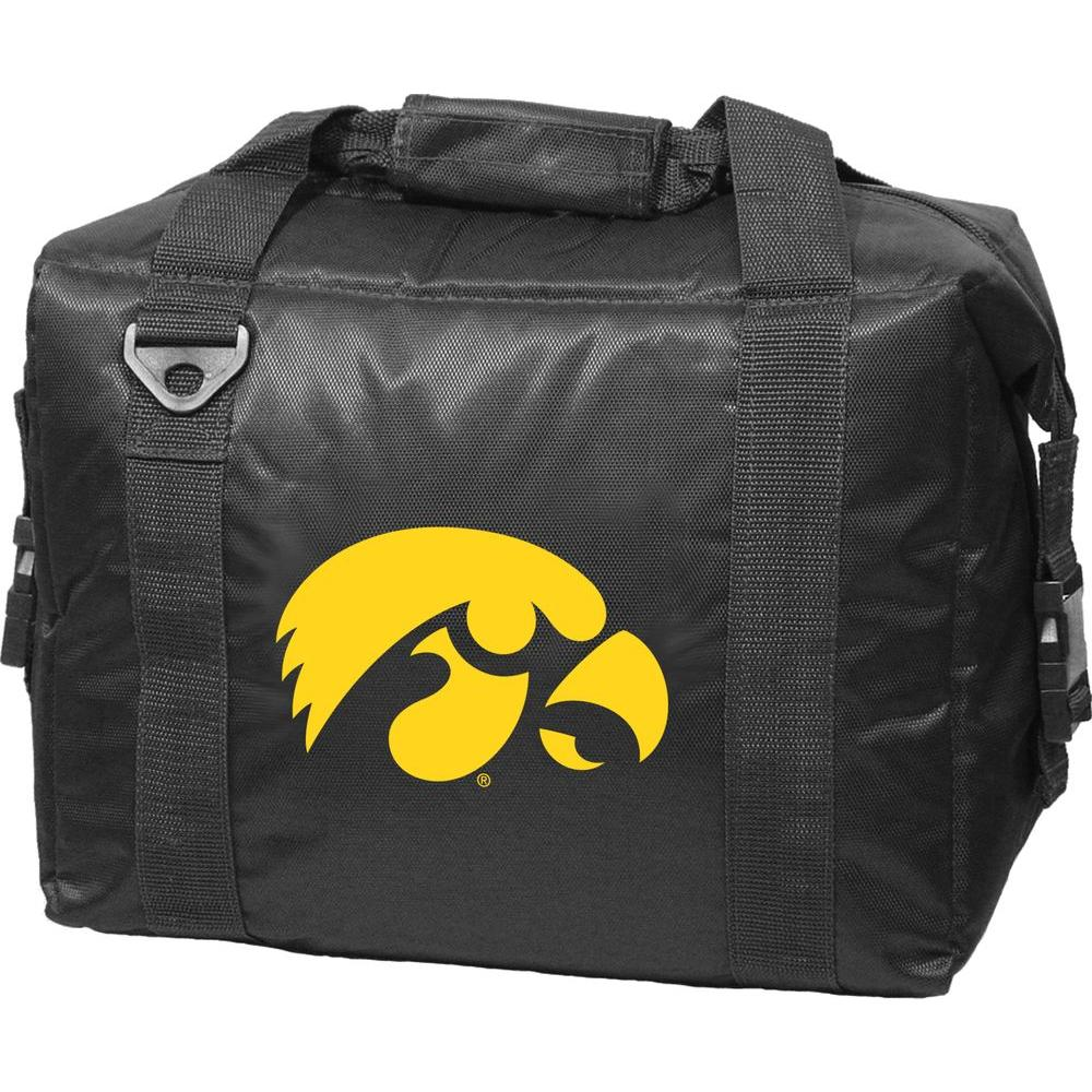 Logo Iowa 12-Pack Cooler-DISCONTINUED