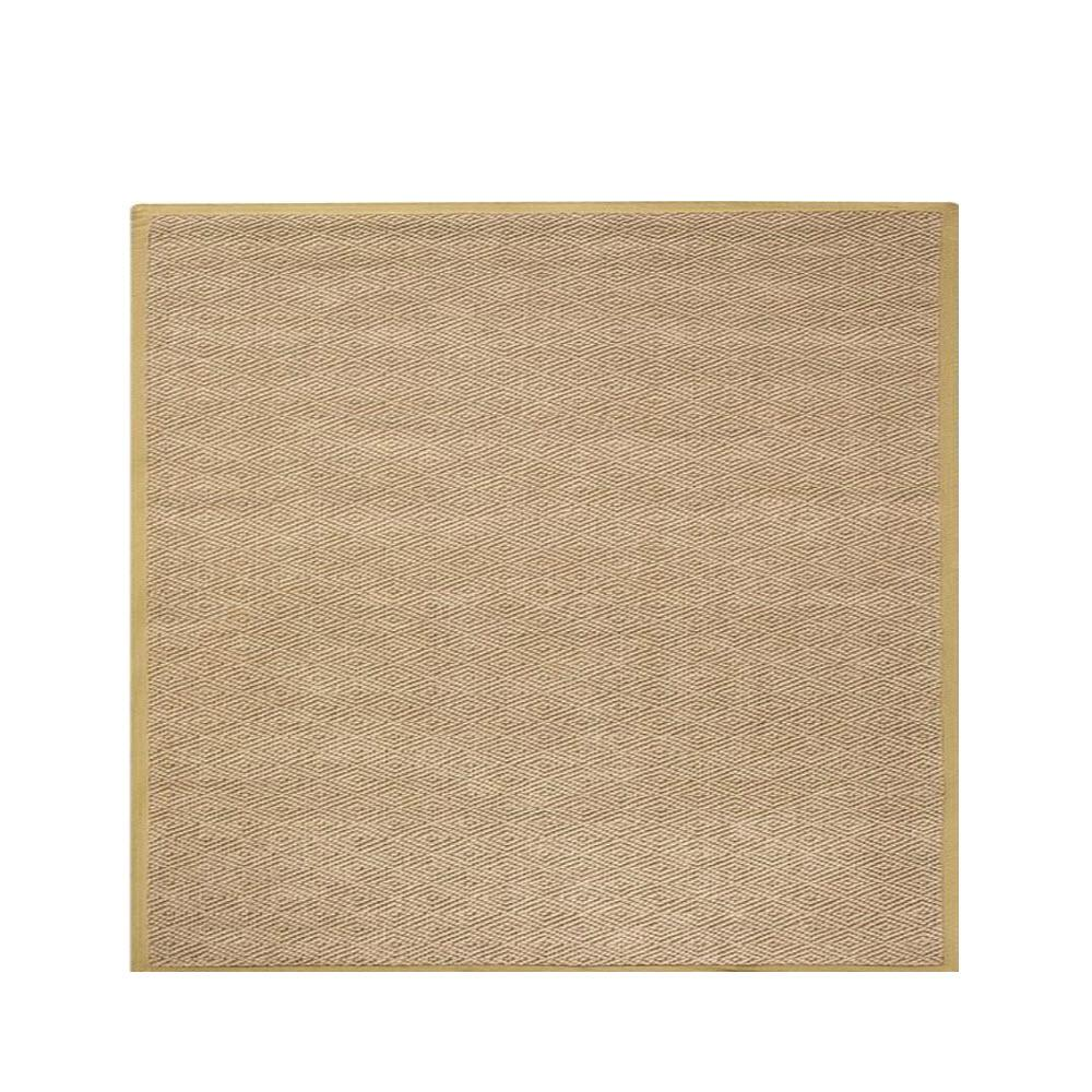 Home decorators collection diamond jute dark natural 8 ft for Home decorators rugs