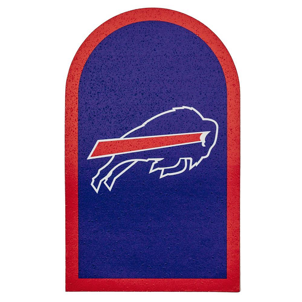 NFL Buffalo Bills Mailbox Door Logo Graphic