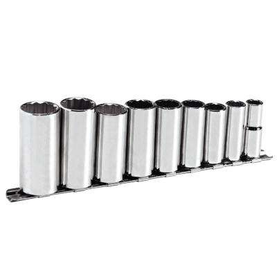 3/8 in. Drive Socket Set (9-Piece)