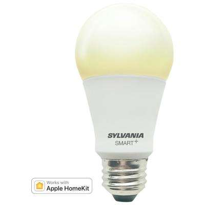 SMART+ Bluetooth Soft White Dimmable A19 Smart LED Light Bulb