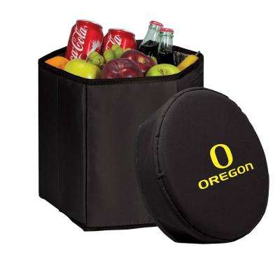 12 Qt. Oregon Ducks Black Bongo Cooler