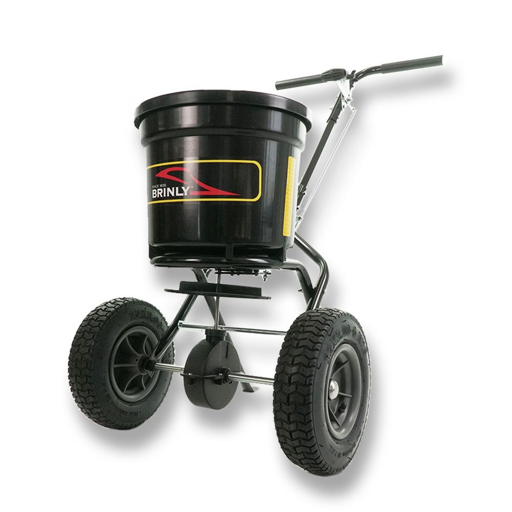 Brinly-Hardy 55 lbs. Capacity Broadcast Ice Melt Spreader