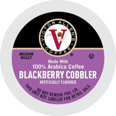 Victor Allen's-Variety Pack Assorted Flavored Coffee Single Serve Cups (96-Pack)