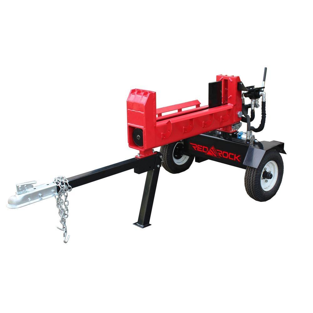REDROCK 208 cc 20-Ton Dual Action Gas Log Splitter-DISCONTINUED