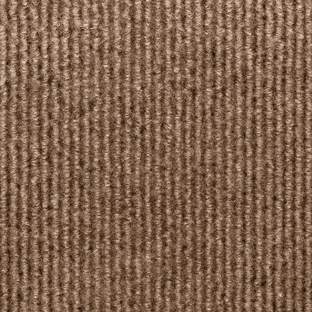 Alterations - Color Chestnut Texture 12 ft. Carpet