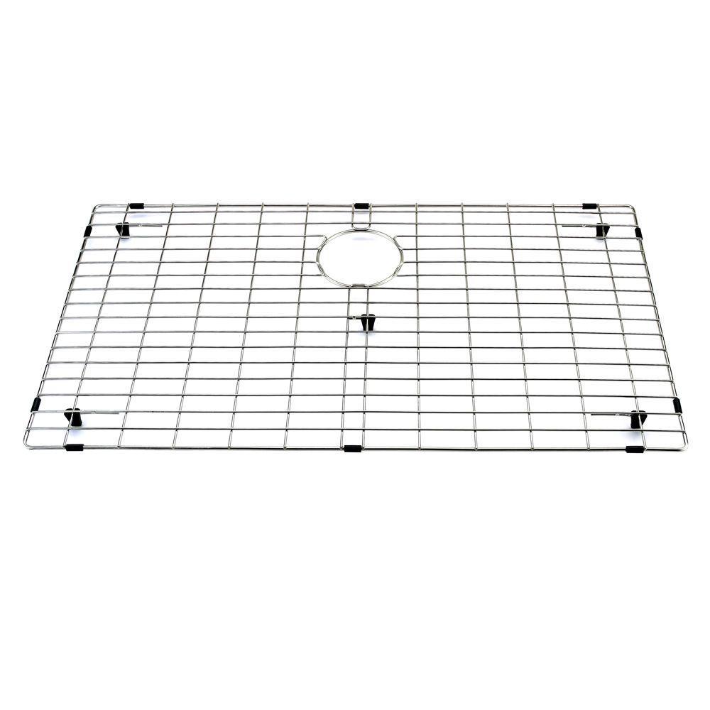 vigo 30.75 in. x 17.75 in. kitchen sink bottom grid-vgg3118 - the
