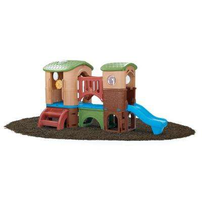 Clubhouse Climber Playset