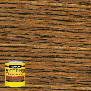 8 oz. Wood Finish Honey Oil-Based Interior Stain