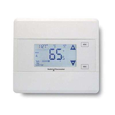 Programmable Thermostat with Z-Wave 300