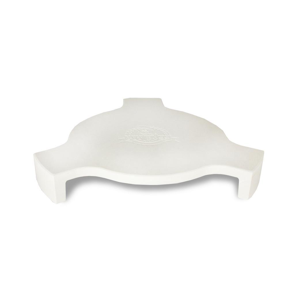 22 in. Ceramic Heat Deflector