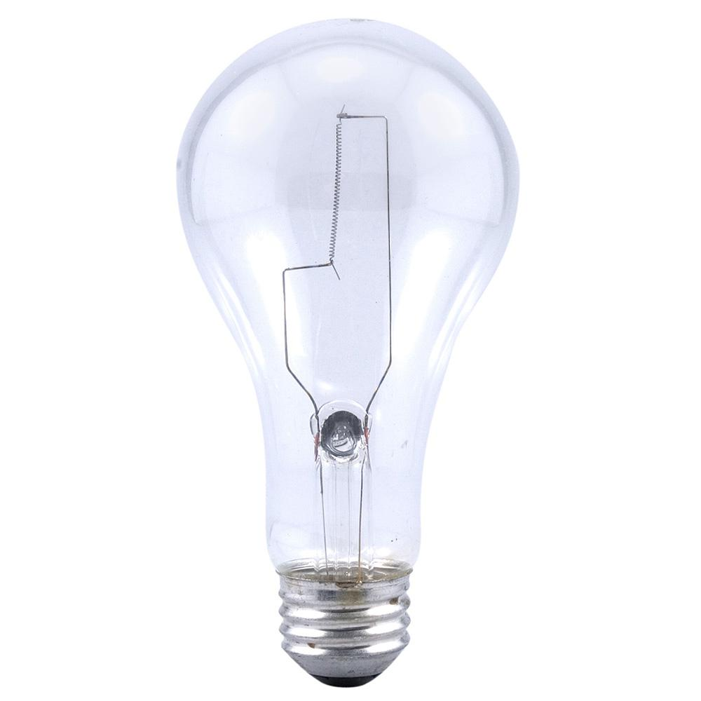 Sylvania 150 Watt A21 Incandescent Light Bulb 10598 The Home Depot