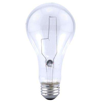 150-Watt A21 Incandescent Light Bulb