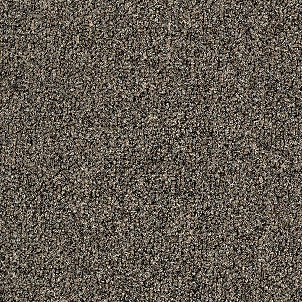 Carpet Sample - Top Rail 26 - Color River Way Loop 8 in. x 8 in.