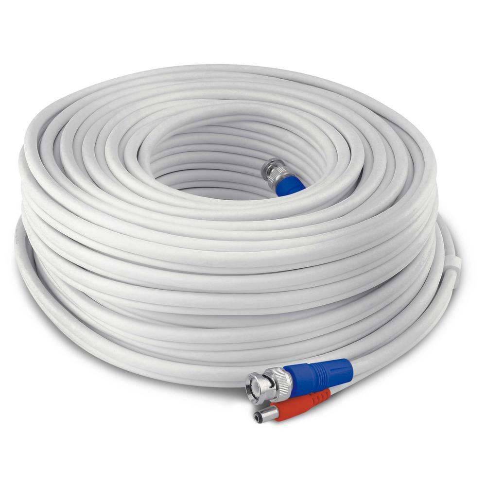 Amazing Swann 15 M 50 Ft Bnc Extension Cable Wiring Database Cominyuccorg