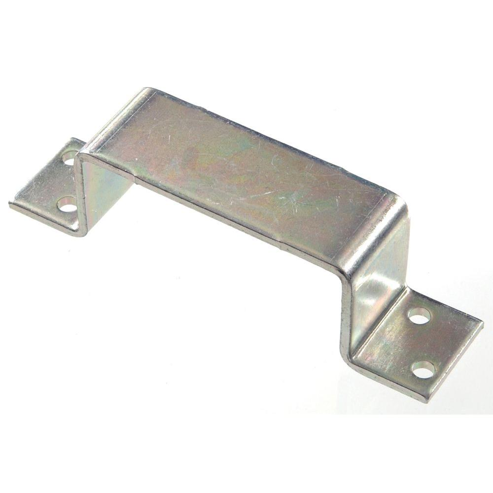 The Hillman Group Bar Holder Closed In Zinc Plated 5 Pack