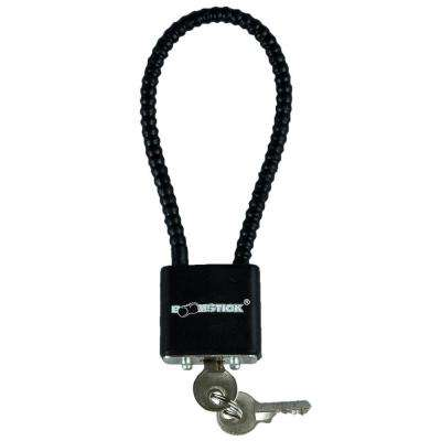 9 in. Cable Length Keyed Alike Cable Gun Lock