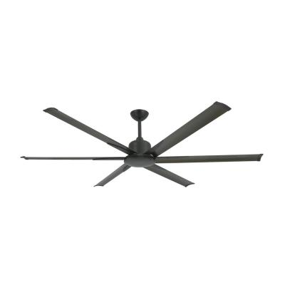 Titan II 72 in. Indoor/Outdoor Oil Rubbed Bronze Ceiling Fan with Remote Control