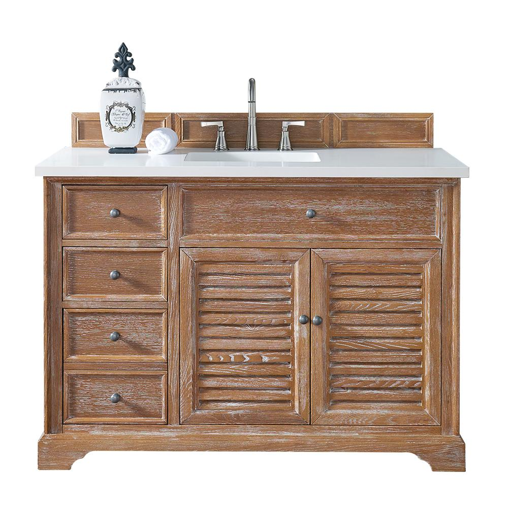 James Martin Signature Vanities Savannah 48 in. W Single