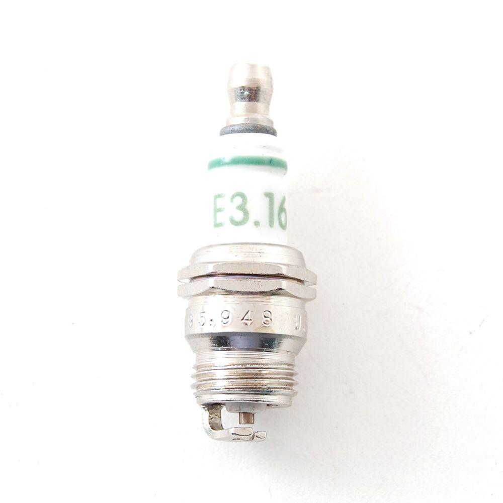 E3 5/8 in  Spark Plug for 2-Cycle and 4-Cycle Engines