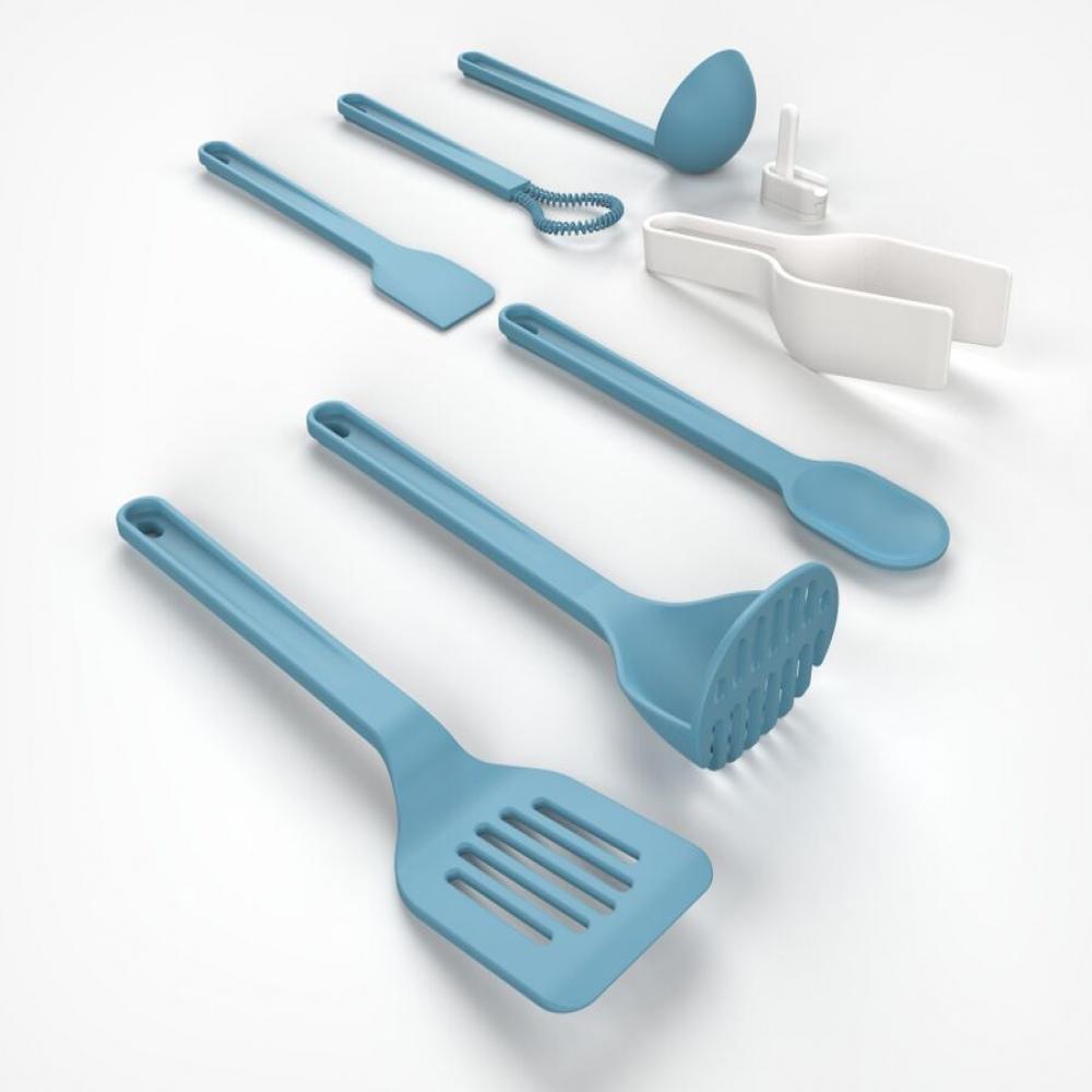 8-Piece Utensil Starter Set