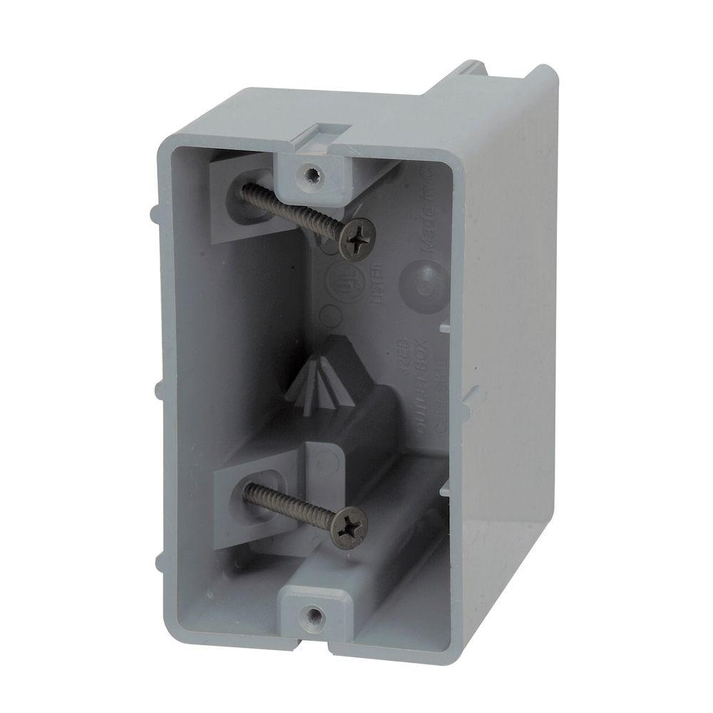 Madison Electric Products Smart Box 1 Gang Adjustable