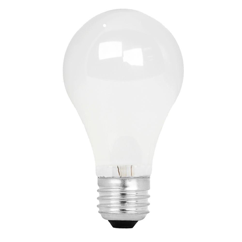 Feit Electric Energy Saving 75W Equivalent Halogen A19 White Light Bulb (48-Pack)-DISCONTINUED