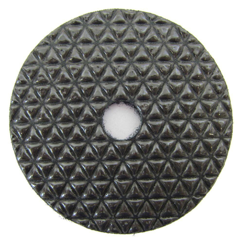 Marble Polishing Buffing : Archer usa in black buff dry diamond polishing pad for