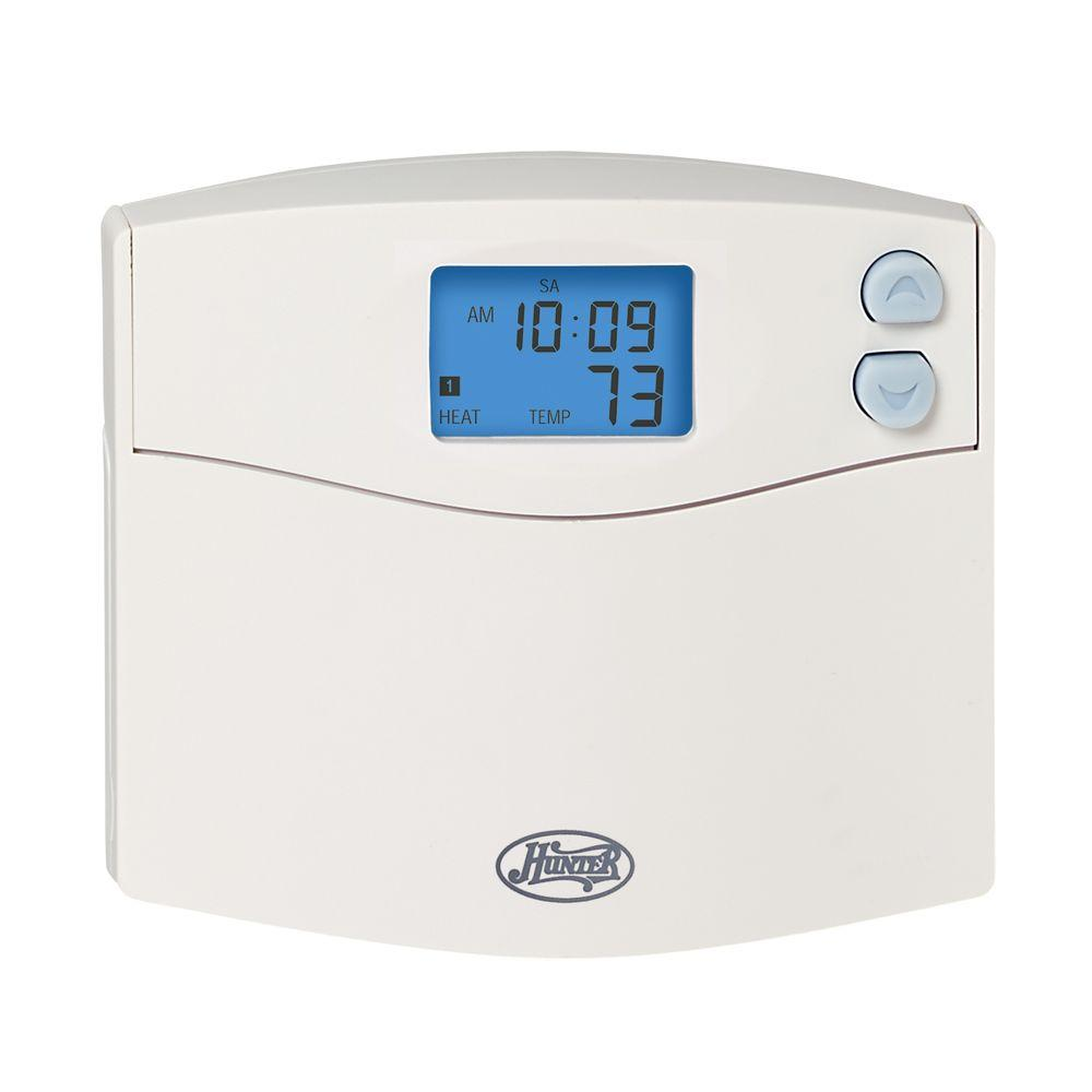 Hunter 5-1-1 Programmable Thermostat