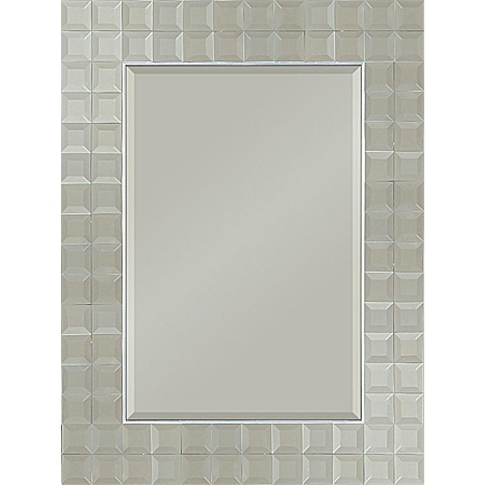 Renwil roslyn 38 in h x 50 in w vertical mirror rs208 for Mirror 50 x 50