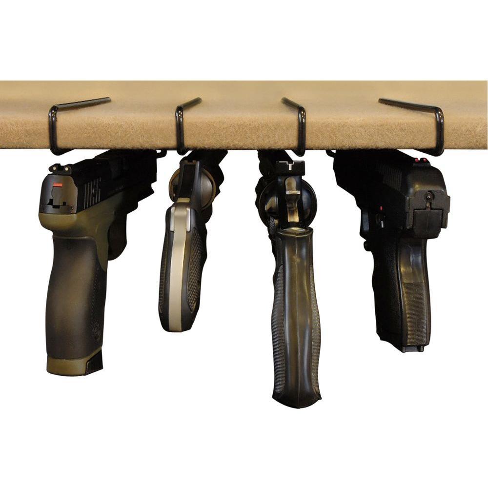 Hand Gun Safe Hanger (5-Pack)