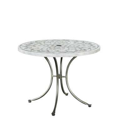 Concrete Patio Tables Patio Furniture The Home Depot
